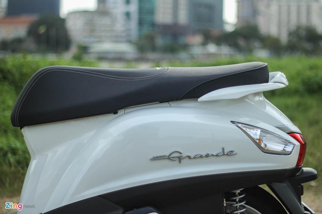 Chi tiet Yamaha Grande 2016 ban cao cap gia 43,9 trieu dong hinh anh 5