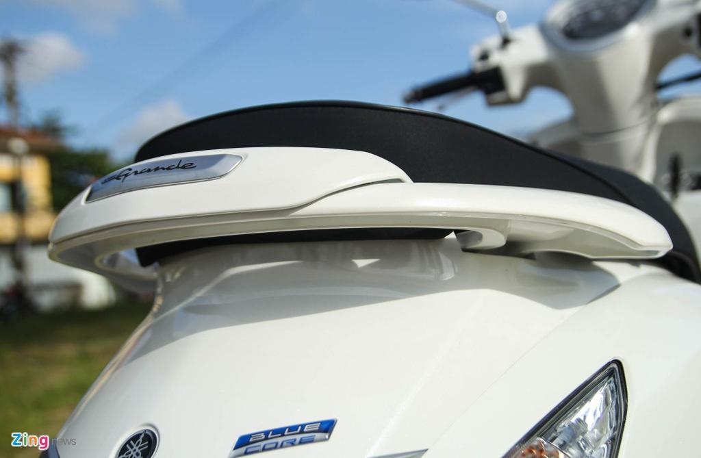 Chi tiet Yamaha Grande 2016 ban cao cap gia 43,9 trieu dong hinh anh 8