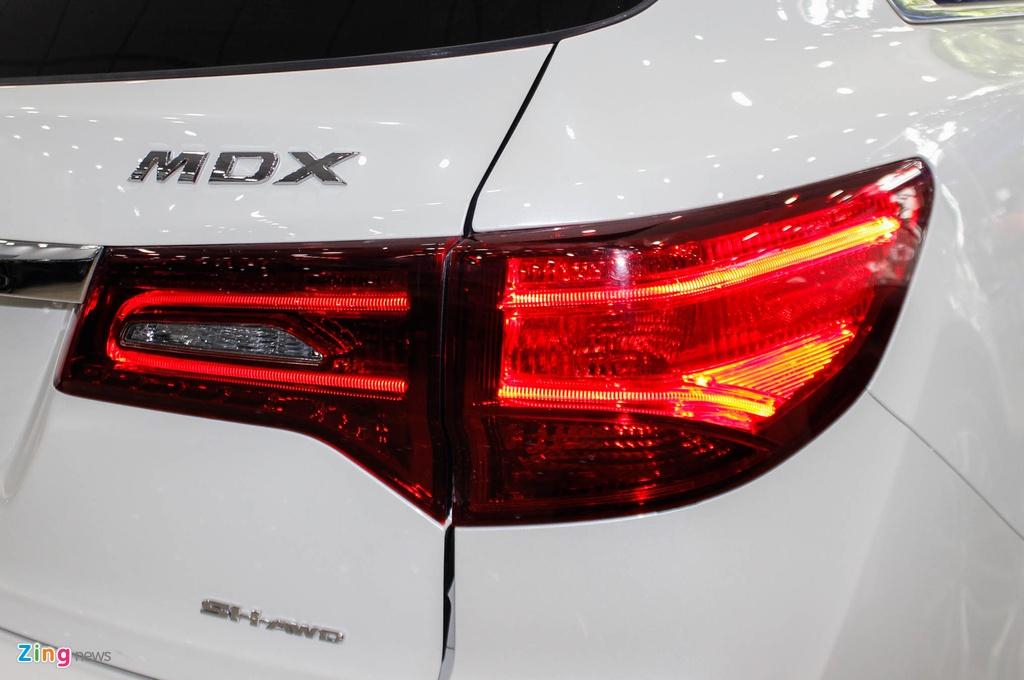 Acura MDX 2016 - doi thu nang ky cua BMW X5 ve Viet Nam hinh anh 13