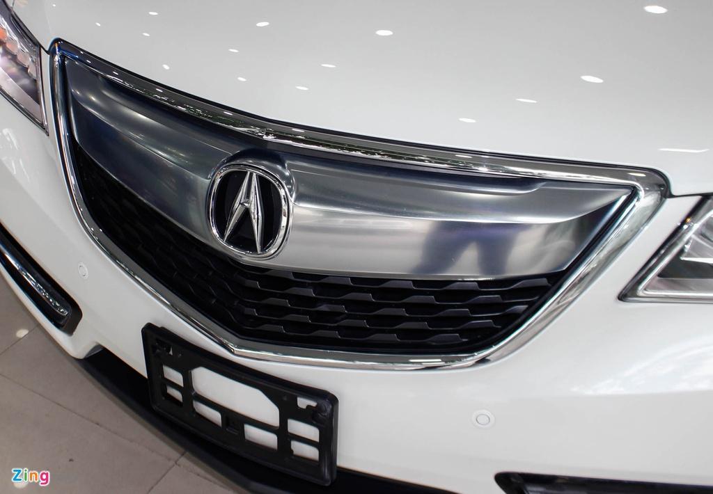 Acura MDX 2016 - doi thu nang ky cua BMW X5 ve Viet Nam hinh anh 14