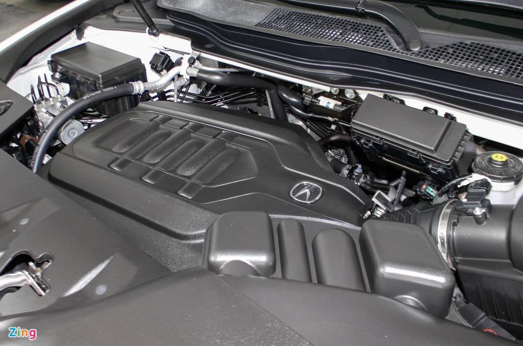 Acura MDX 2016 - doi thu nang ky cua BMW X5 ve Viet Nam hinh anh 4