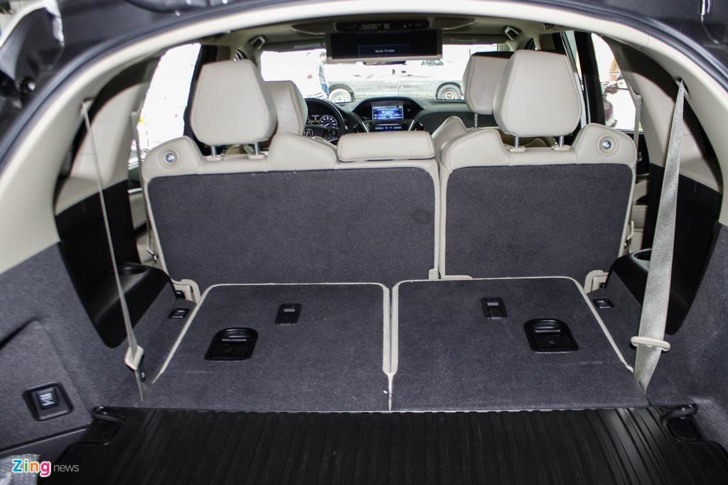 Acura MDX 2016 - doi thu nang ky cua BMW X5 ve Viet Nam hinh anh 8
