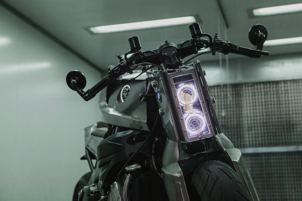 BMW K1200S do kieu robot bien hinh hinh anh 9
