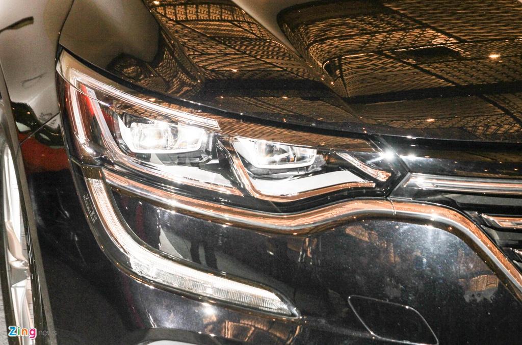 Chi tiet Renault Talisman - doi thu Toyota Camry tai VN hinh anh 5