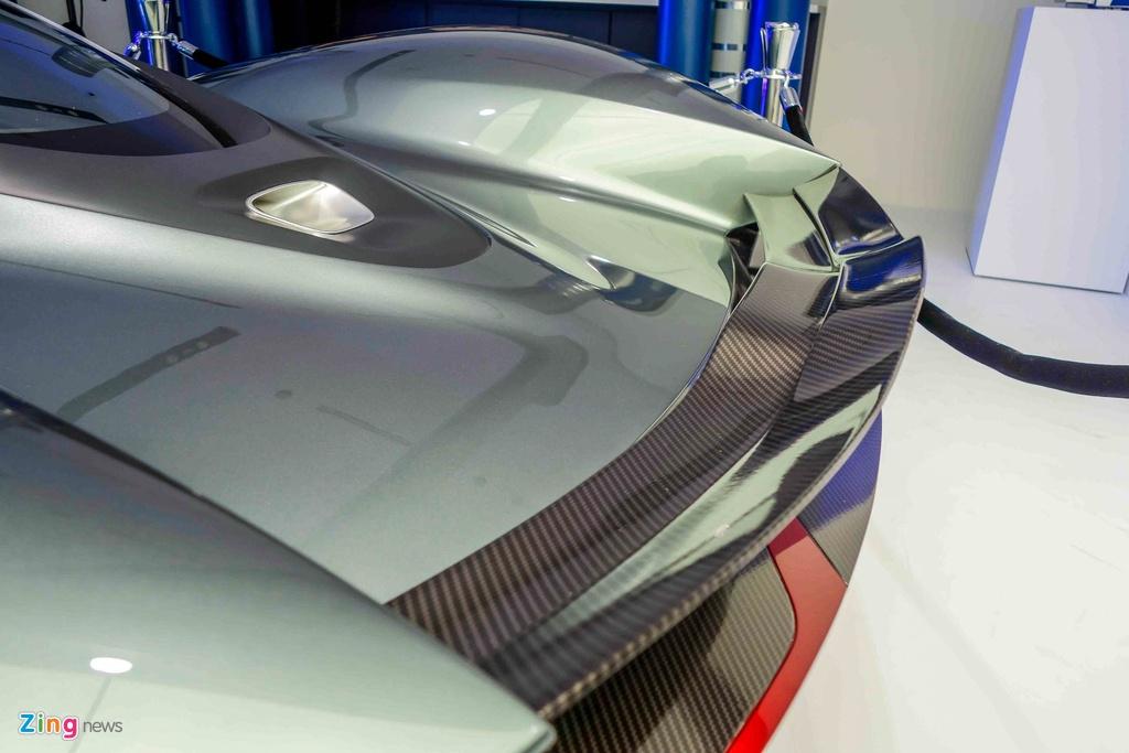 Chi tiet Aston Martin 3,2 trieu USD moi ra mat tai Singapore hinh anh 10