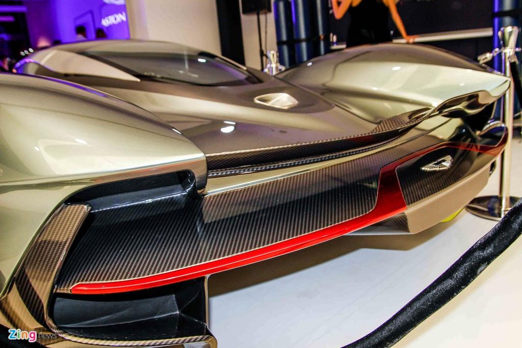 Chi tiet Aston Martin 3,2 trieu USD moi ra mat tai Singapore hinh anh 12