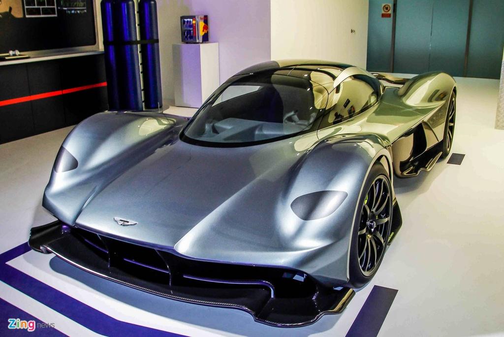 Chi tiet Aston Martin 3,2 trieu USD moi ra mat tai Singapore hinh anh 2