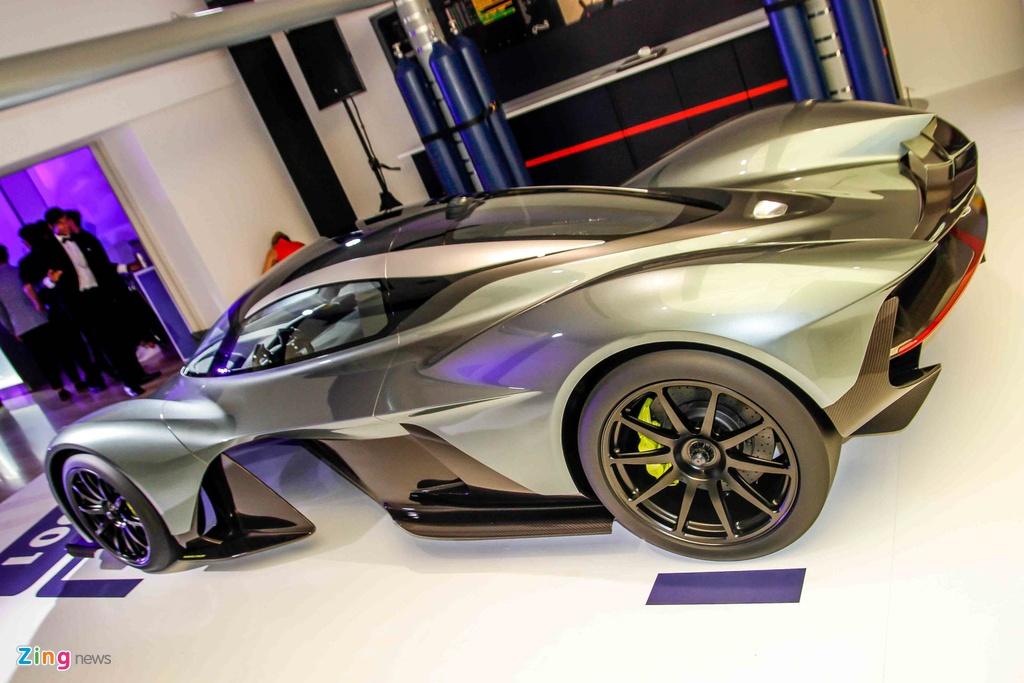 Chi tiet Aston Martin 3,2 trieu USD moi ra mat tai Singapore hinh anh 4