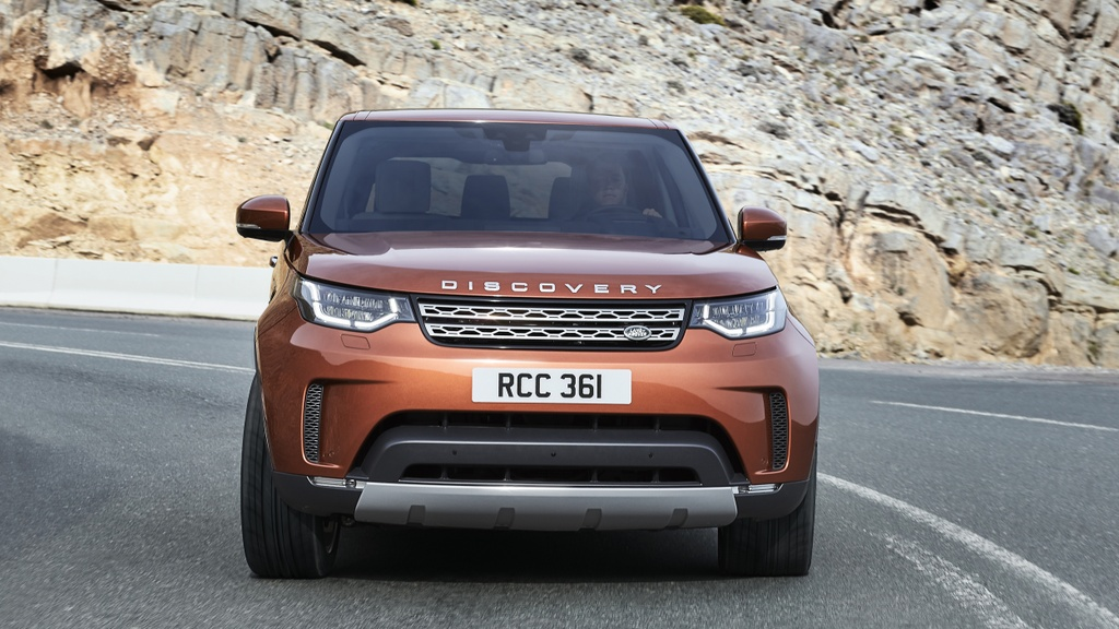 Land Rover Discovery 2018 anh 2