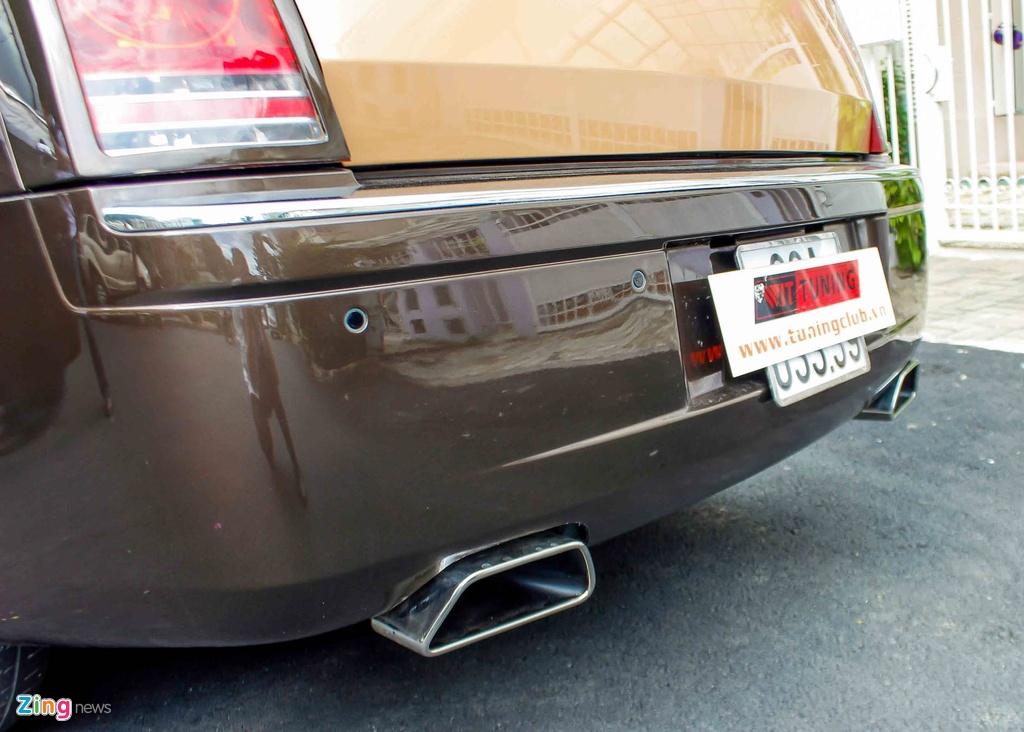 Tho Viet do Chrysler 300C thanh 'Rolls-Royce' het 200 trieu hinh anh 10
