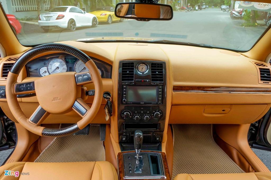 Tho Viet do Chrysler 300C thanh 'Rolls-Royce' het 200 trieu hinh anh 13