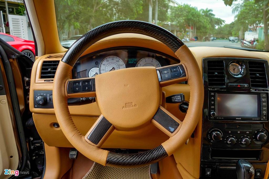 Tho Viet do Chrysler 300C thanh 'Rolls-Royce' het 200 trieu hinh anh 14