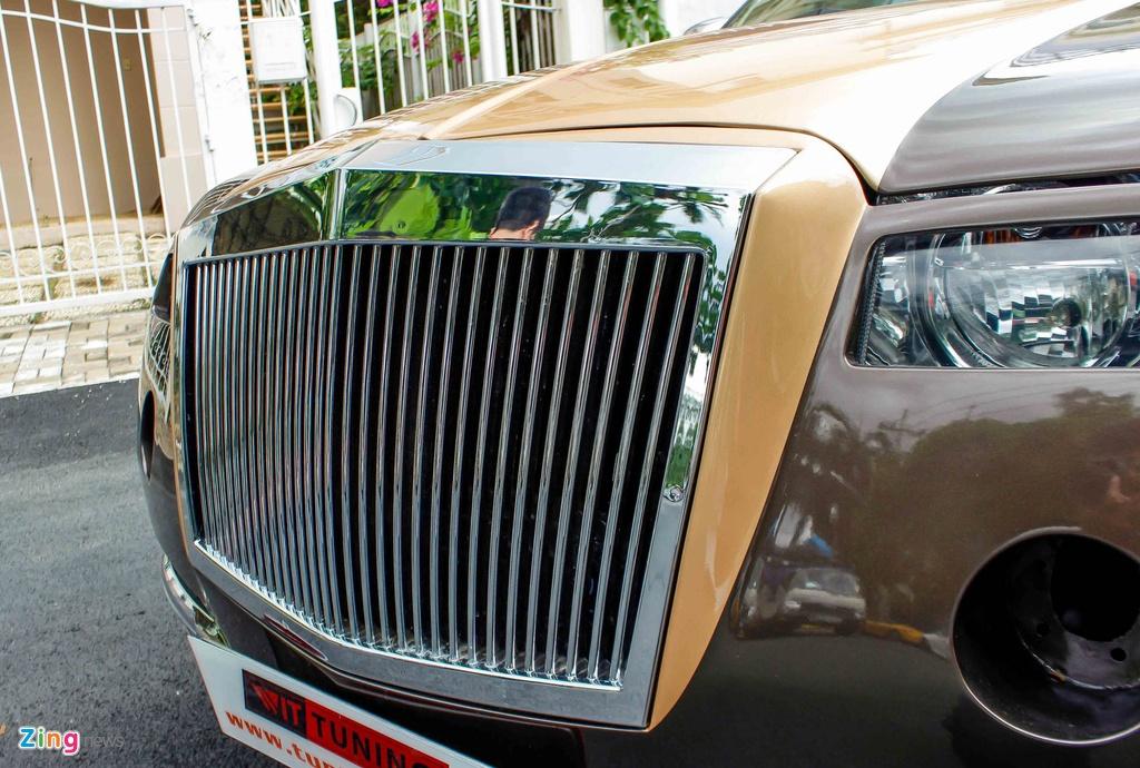 Tho Viet do Chrysler 300C thanh 'Rolls-Royce' het 200 trieu hinh anh 7