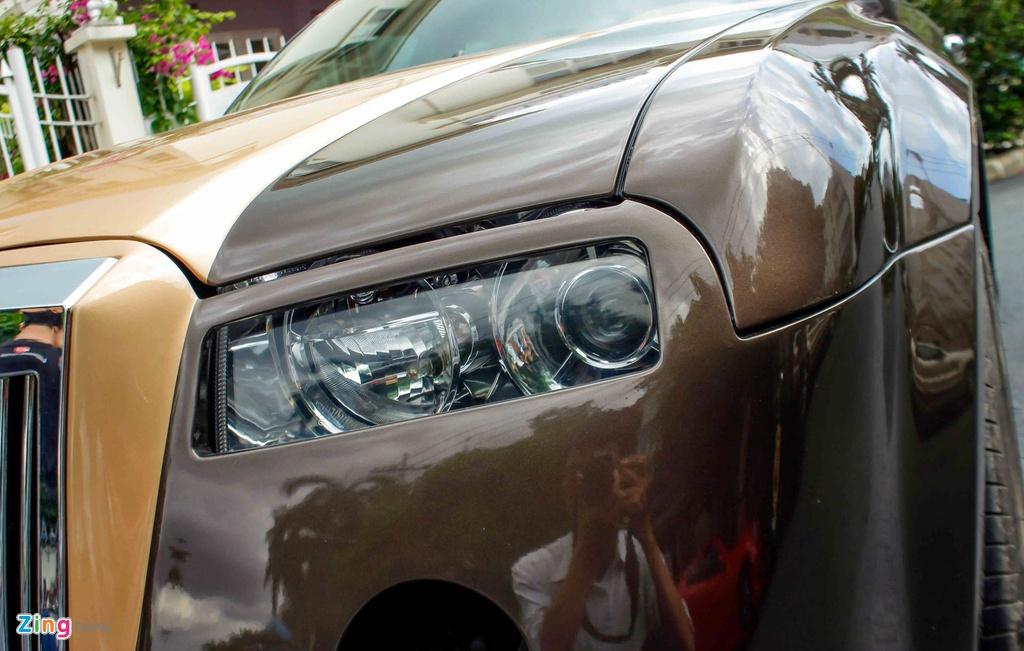 Tho Viet do Chrysler 300C thanh 'Rolls-Royce' het 200 trieu hinh anh 9