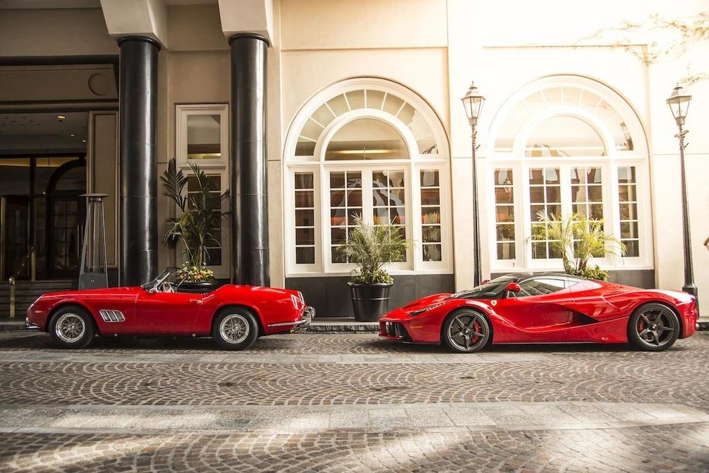 Ferrari dep nhat moi thoi dai anh 1