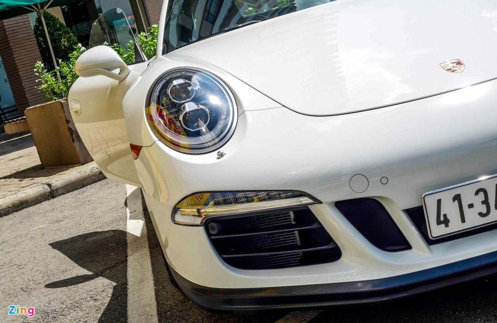 Porsche Carrera S tai Viet Nam anh 7
