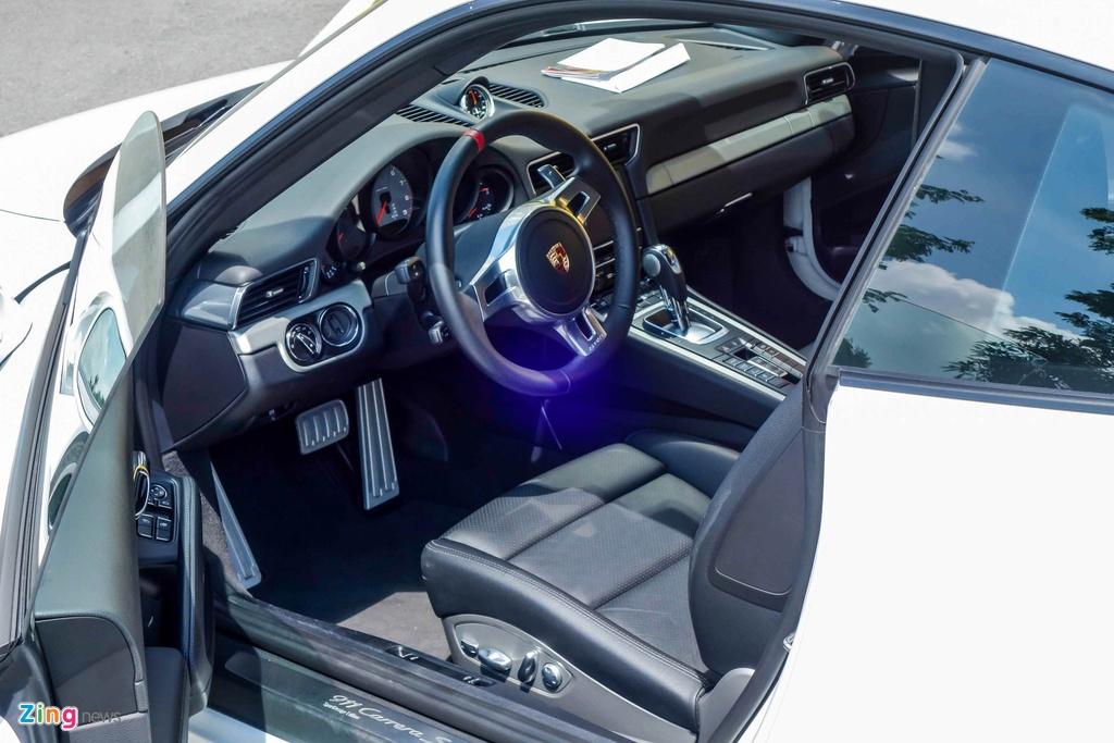 Sieu xe Porsche ban so luong han che tai Sai Gon hinh anh 8