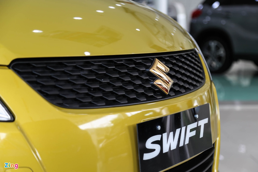 Chi tiet Suzuki Swift dac biet gia 609 trieu tai Viet Nam hinh anh 8