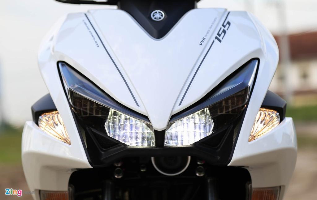 anh Yamaha NVX tai Viet Nam anh 13