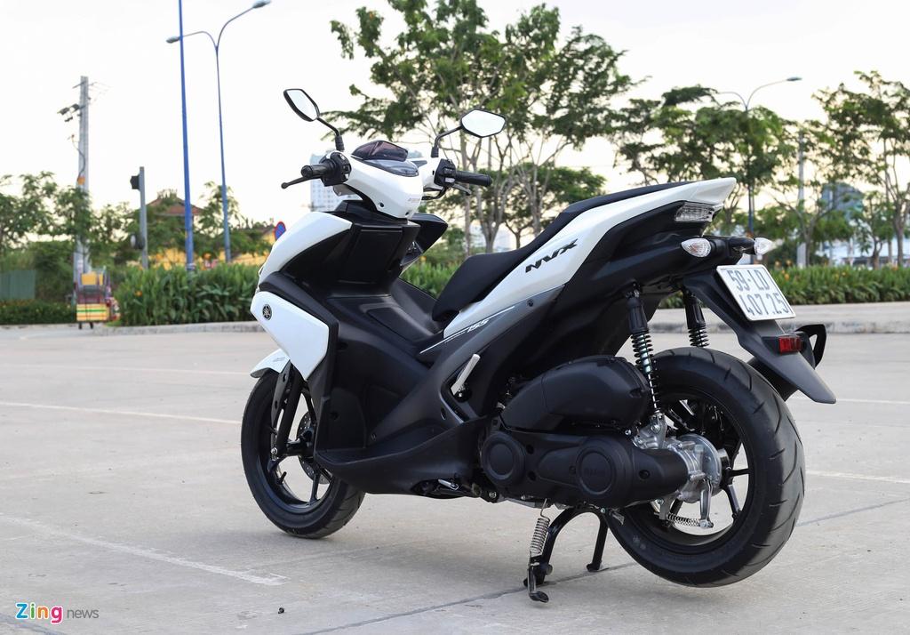 anh Yamaha NVX tai Viet Nam anh 3