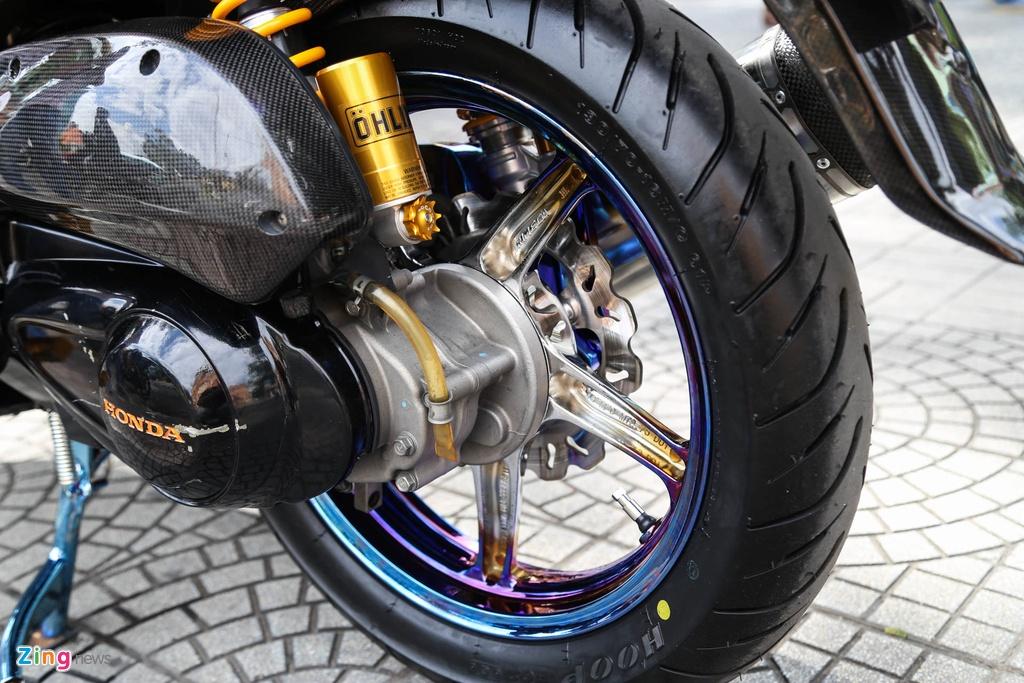 Honda SH bien ngu quy do tren 200 trieu cua biker Sai Gon hinh anh 16