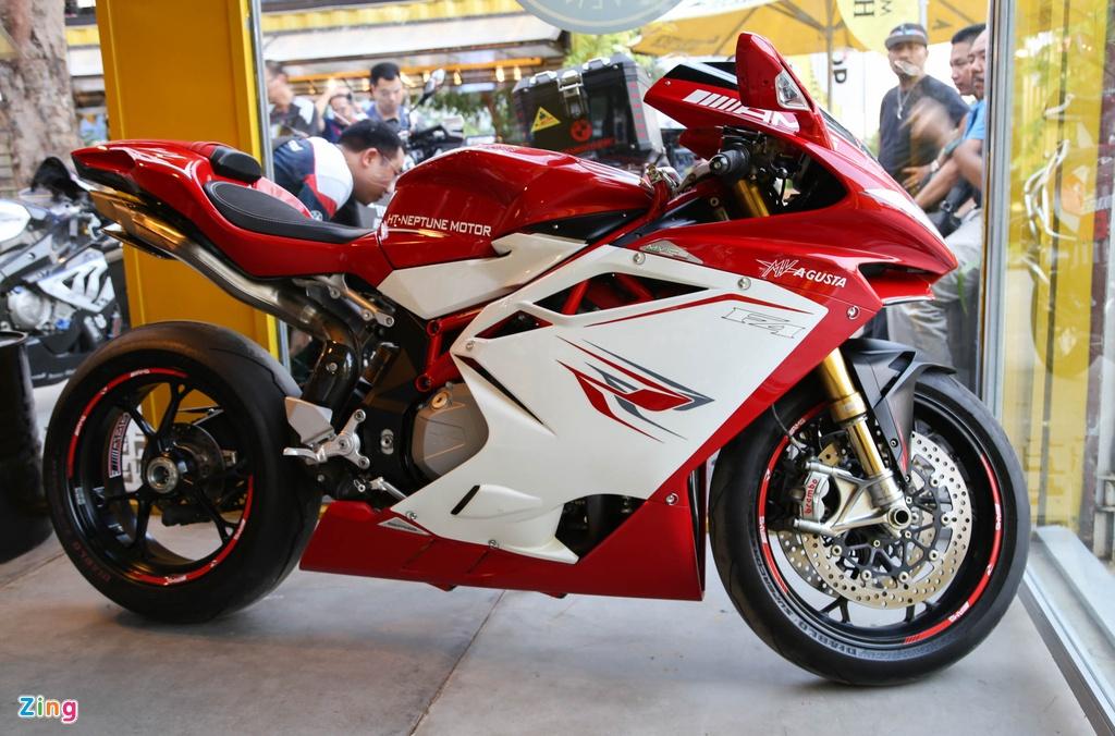sieu xe va moto tap trung o Sai Gon anh 16