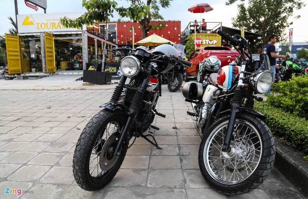 sieu xe va moto tap trung o Sai Gon anh 6