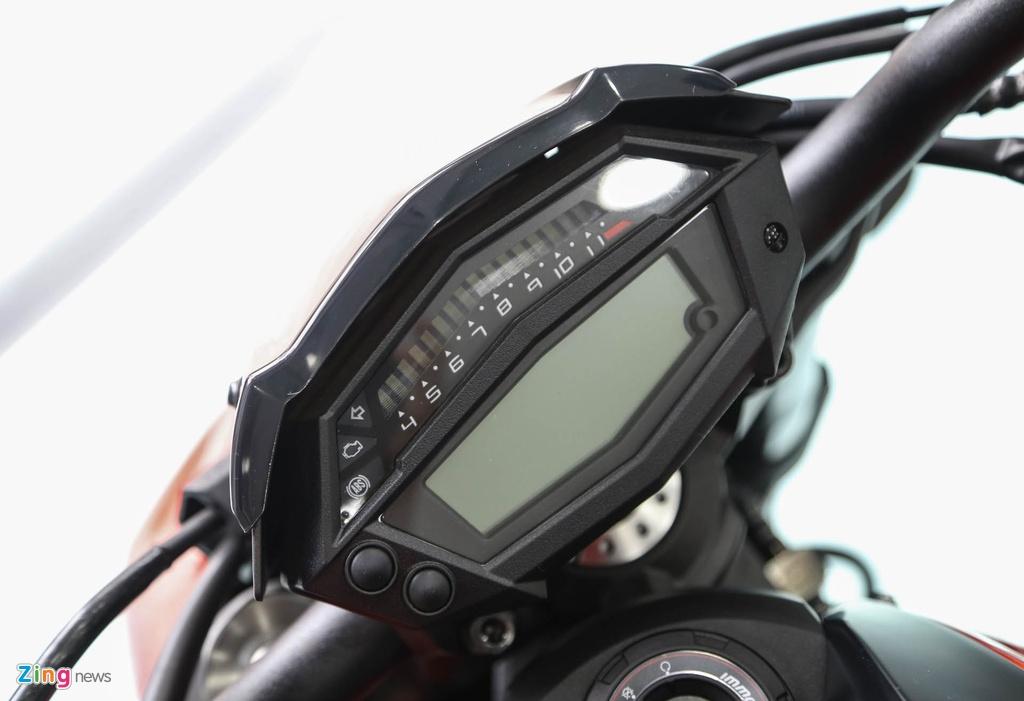 Kawasaki Z1000 2017 ra mat tai VN, gia tu 399 trieu dong hinh anh 13