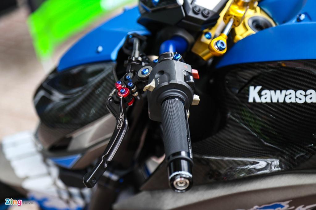 Kawasaki Z1000 do don Tet anh 10