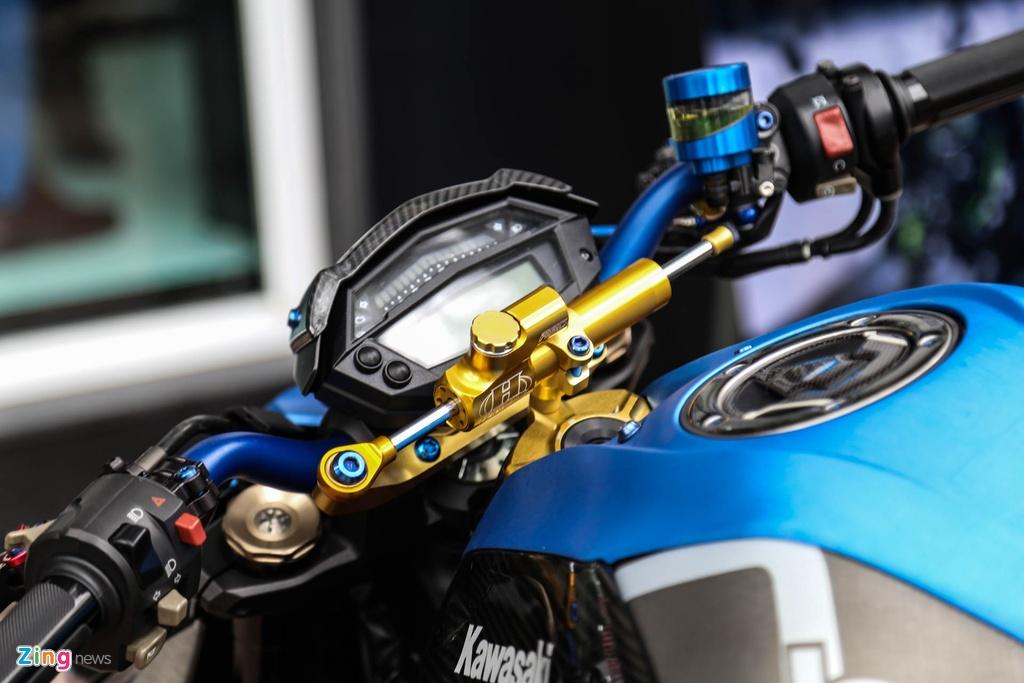 Kawasaki Z1000 do don Tet anh 11