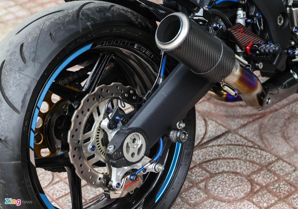 Kawasaki Z1000 do don Tet anh 6
