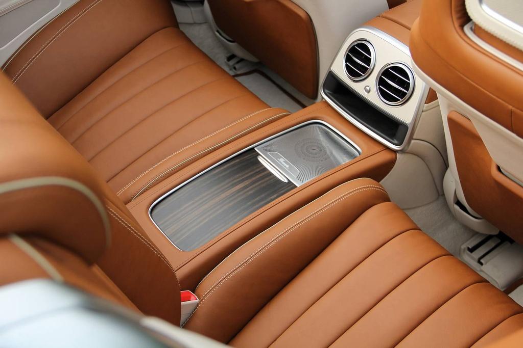 Mercedes S-Class mui tran Carlsson anh 5