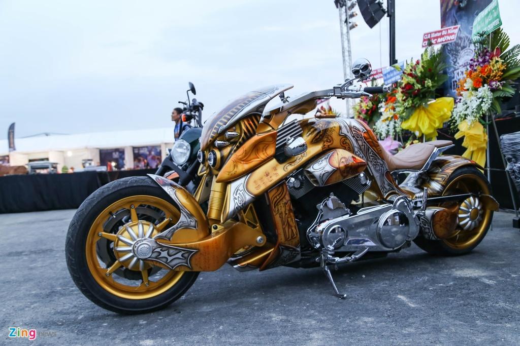 Hang nghin biker hoi ngo mung sinh nhat Saigon Free Chapter hinh anh 10