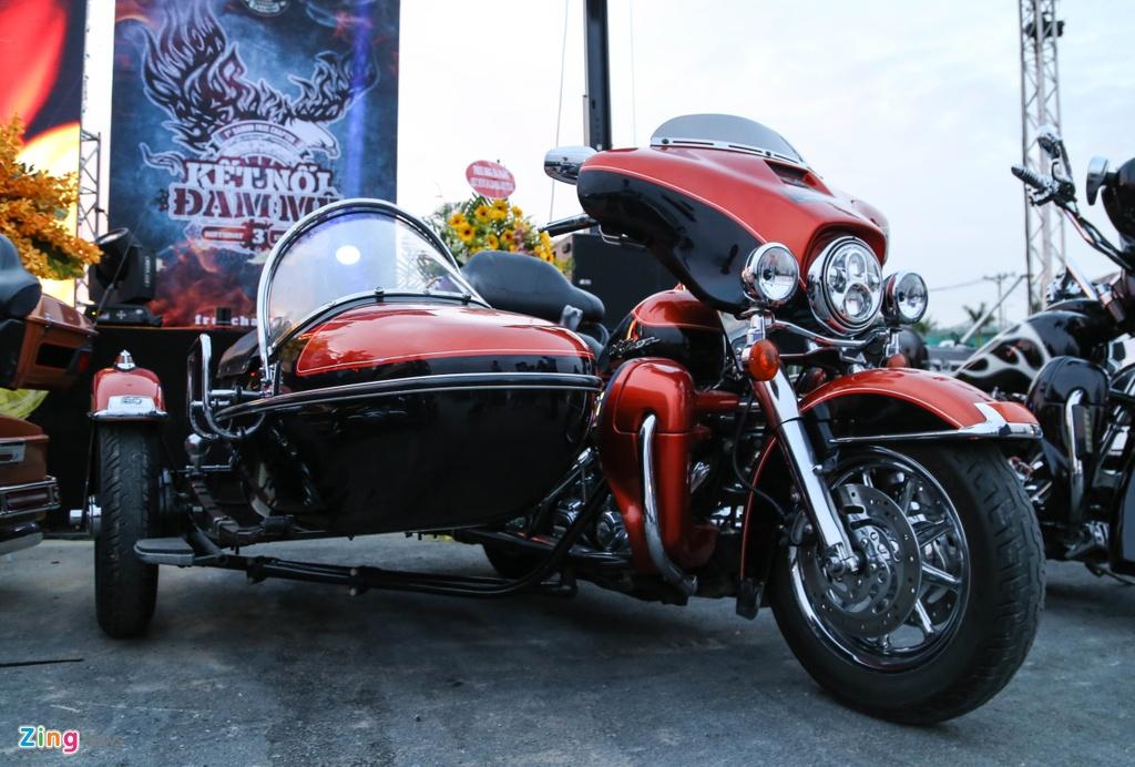 Hang nghin biker hoi ngo mung sinh nhat Saigon Free Chapter hinh anh 12
