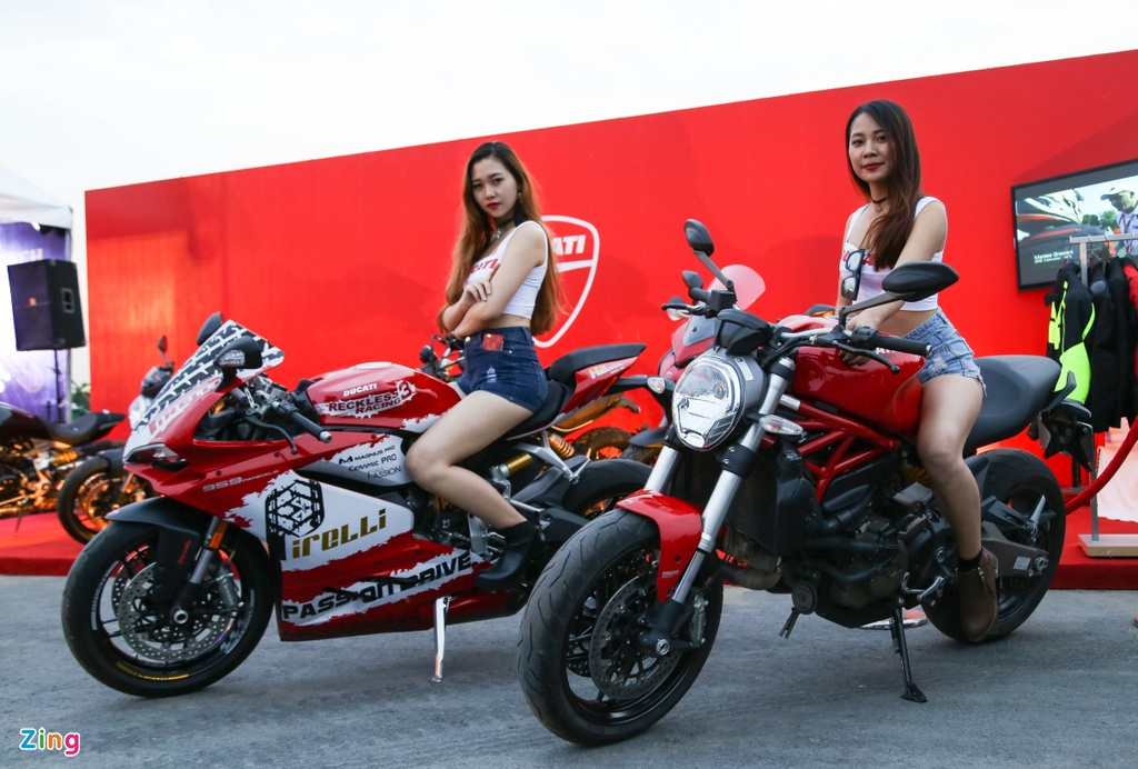 Hang nghin biker hoi ngo mung sinh nhat Saigon Free Chapter hinh anh 17