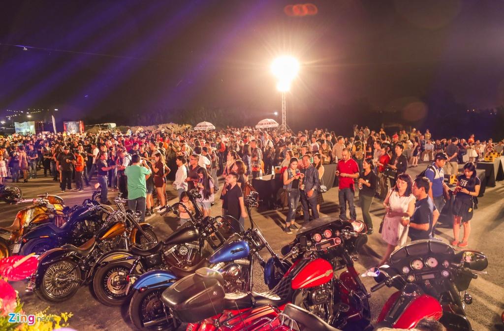 Hang nghin biker hoi ngo mung sinh nhat Saigon Free Chapter hinh anh 19