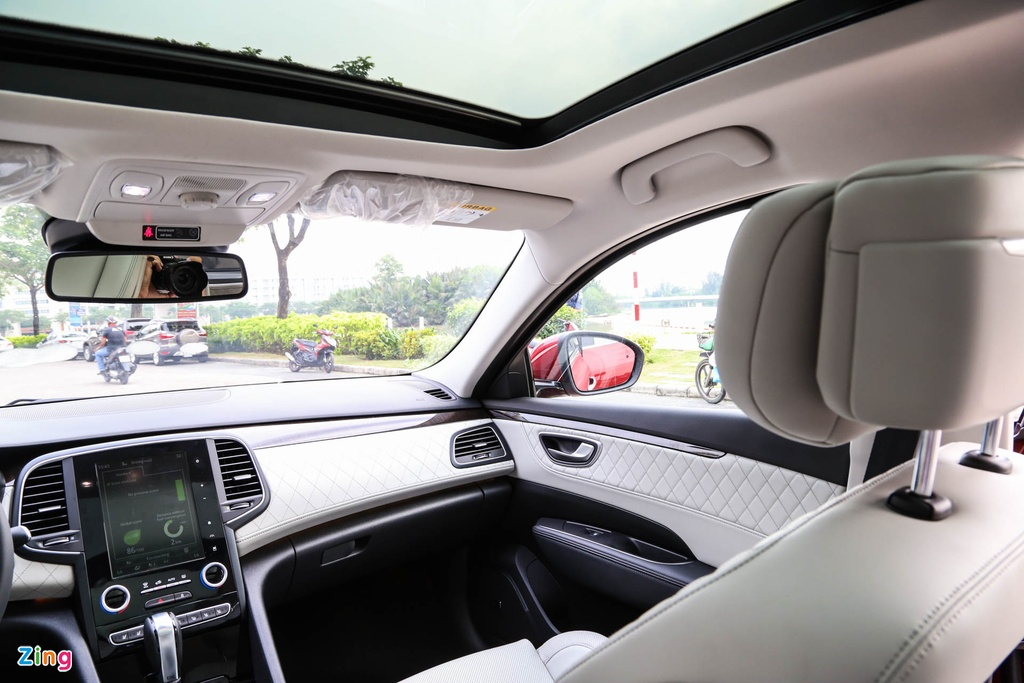 Renault Talisman - sedan hang D cao cap gia 1,5 ty tai VN hinh anh 10