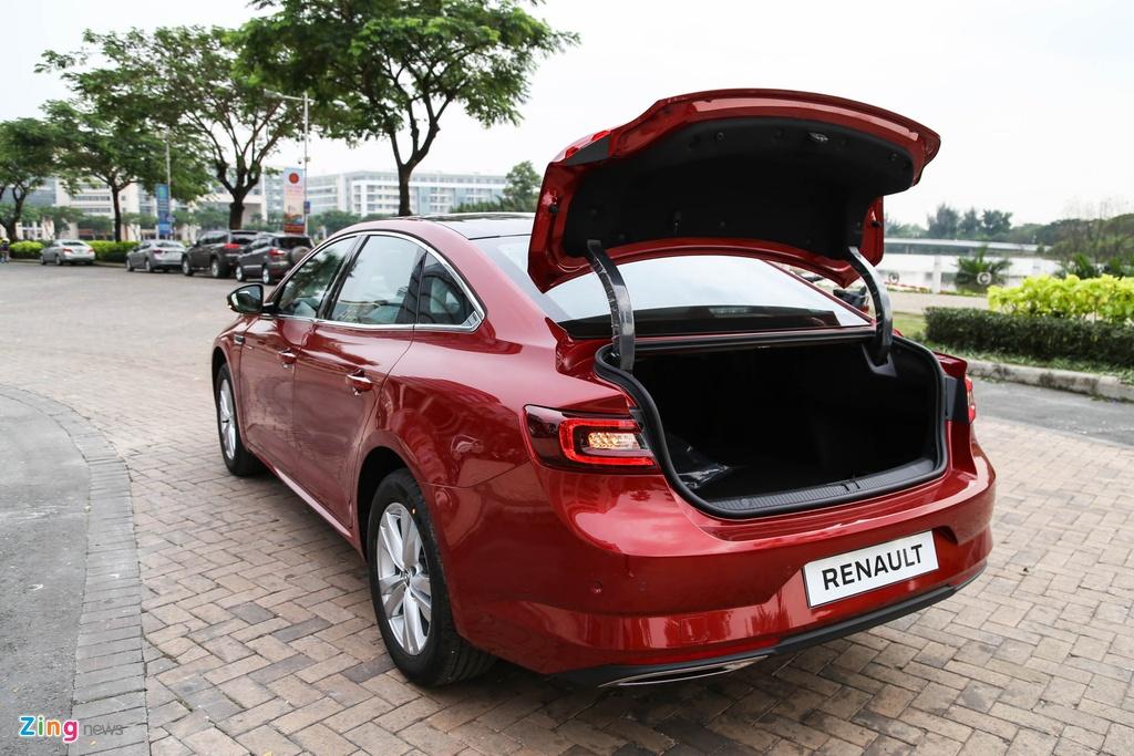 Renault Talisman - sedan hang D cao cap gia 1,5 ty tai VN hinh anh 14