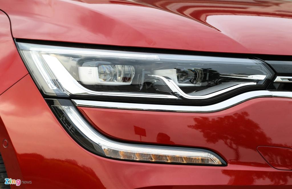 Renault Talisman - sedan hang D cao cap gia 1,5 ty tai VN hinh anh 15