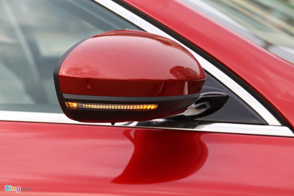 Renault Talisman - sedan hang D cao cap gia 1,5 ty tai VN hinh anh 16