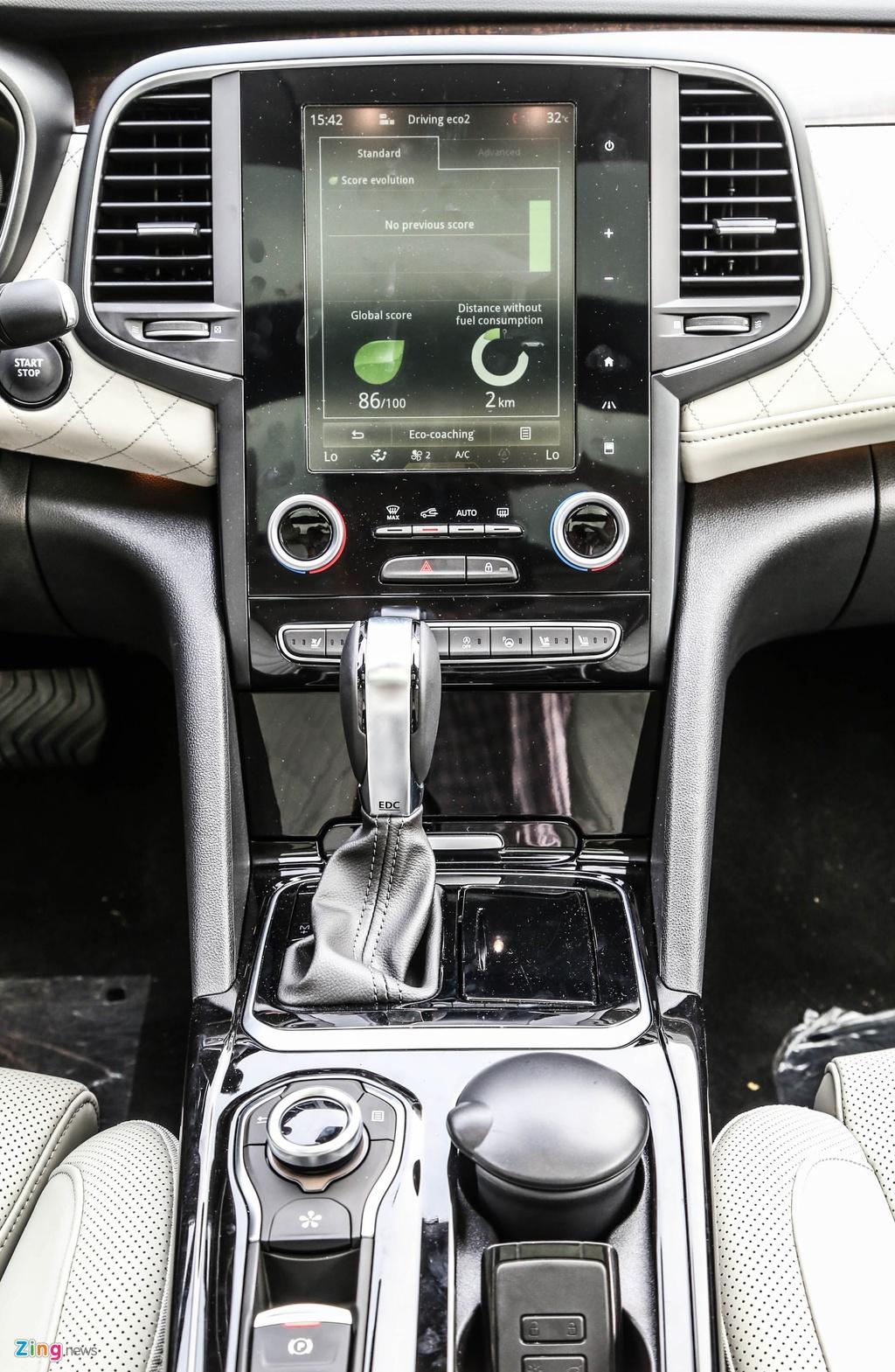 Renault Talisman - sedan hang D cao cap gia 1,5 ty tai VN hinh anh 8