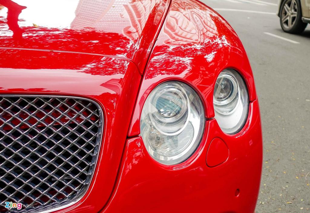 Sieu xe Bentley do bien dep o Sai Gon hinh anh 8