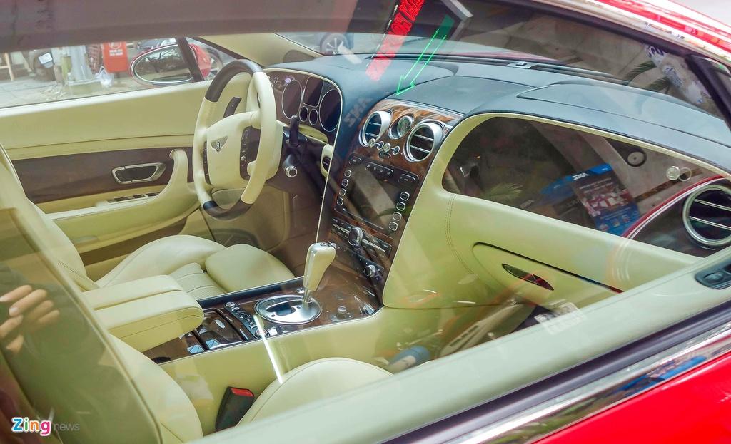 Sieu xe Bentley do bien dep o Sai Gon hinh anh 9