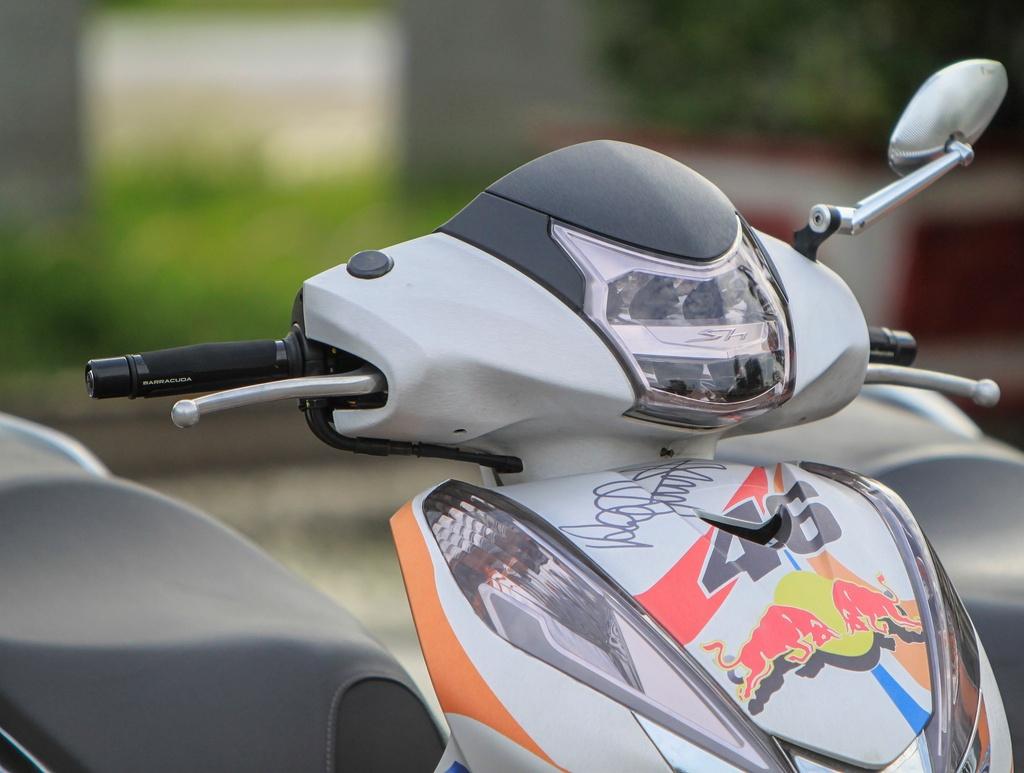 Honda SH 300i do o Sai Gon anh 14