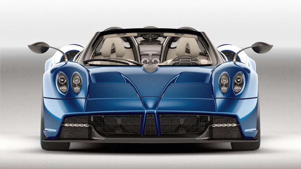 Pagani Huayra Roadster ra mat gia 2,4 trieu USD hinh anh 6