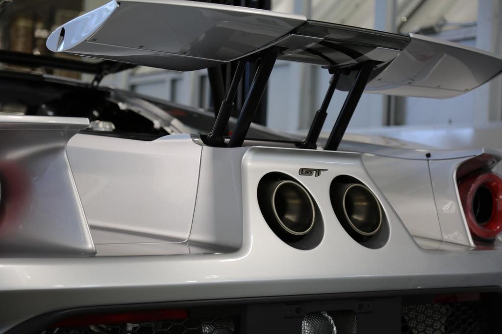 Ford GT 2017 ra mat ban dac biet anh 4