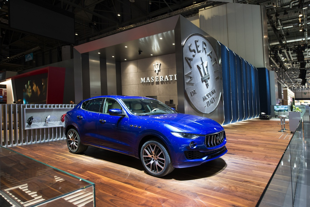 Maserati gioi thieu loat xe dac biet tai trien lam Geneva hinh anh 6