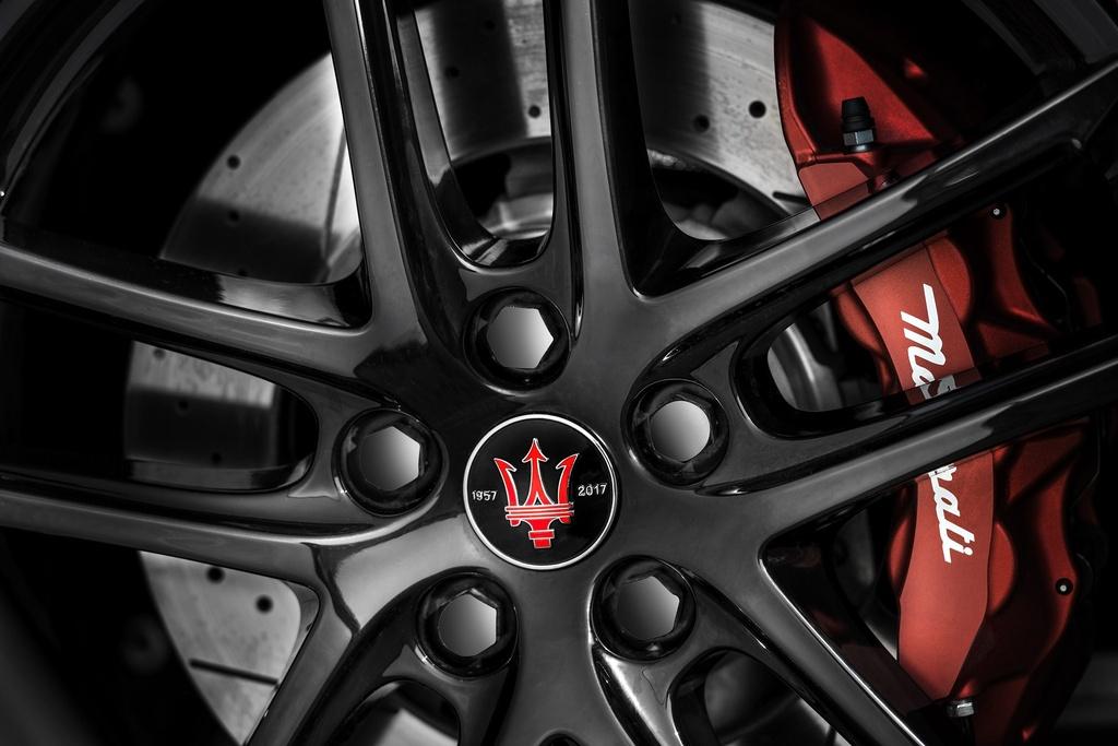 Maserati gioi thieu loat xe dac biet tai trien lam Geneva hinh anh 7