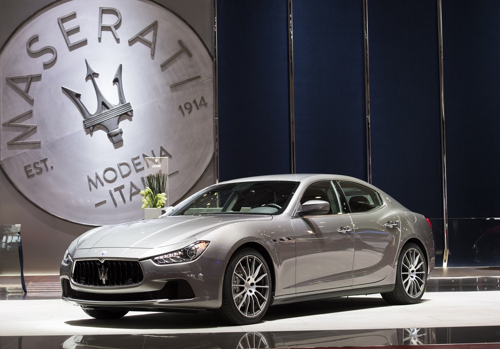 Maserati gioi thieu loat xe dac biet tai trien lam Geneva hinh anh 9