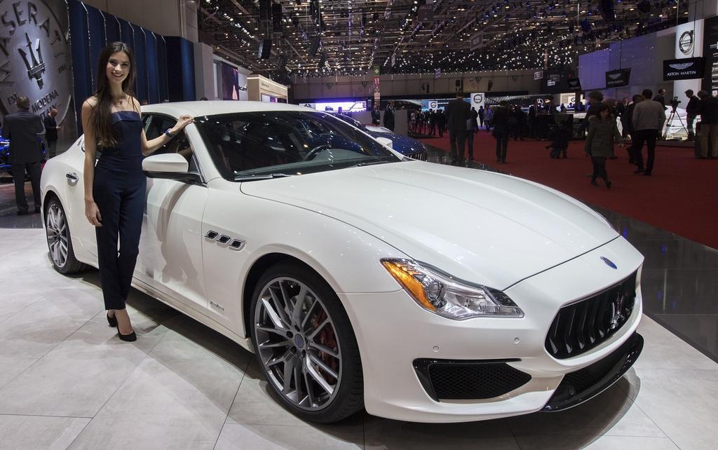 Maserati gioi thieu loat xe dac biet tai trien lam Geneva hinh anh 8